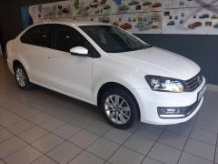 Volkswagen Cape Town Polo sedan 1.6 Comfortline