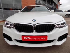 BMW 520d M Sport automatic - Image 11