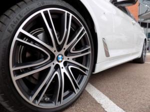 BMW 520d M Sport automatic - Image 13