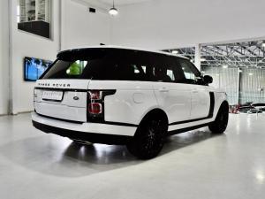 Land Rover Range Rover Vogue Westminster Black SDV8 - Image 9
