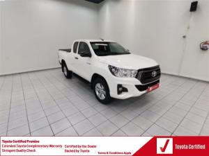 Toyota Hilux 2.4GD-6 Xtra cab SRX - Image 1