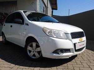 Chevrolet Aveo 1.6 L hatch - Image 1
