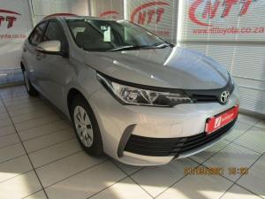 Toyota Corolla Quest 1.8 CVT - Image 1