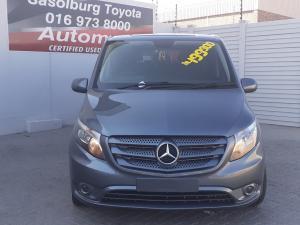 Mercedes-Benz Vito 116 CDI Tourer Pro - Image 1
