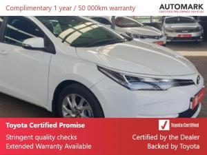 Toyota Corolla Quest 1.8 Exclusive auto - Image 1