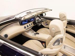Mercedes-Benz S500 Cabrio - Image 15