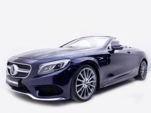 Mercedes-Benz S500 Cabrio - Image 3