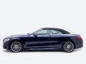 Mercedes-Benz S500 Cabrio - Image 4