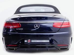 Mercedes-Benz S500 Cabrio - Image 8