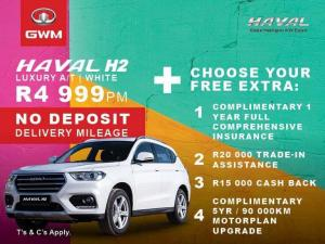 Haval H2 1.5T Luxury auto - Image 21