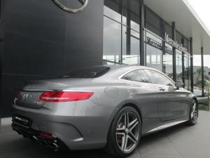 Mercedes-Benz S 63 AMG Coupe - Image 4