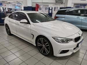 BMW 4 Series 420i Gran Coupe M Sport auto - Image 1