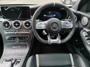 Mercedes-Benz AMG C63 S - Image 9