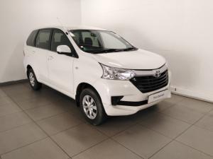 Toyota Avanza 1.5 SX auto - Image 1