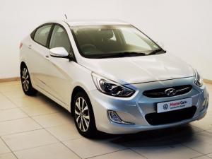 Hyundai Accent 1.6 GLS/FLUID automatic - Image 1