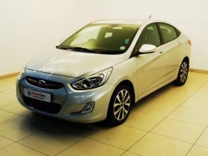 Hyundai Accent 1.6 GLS/FLUID automatic - Image 4
