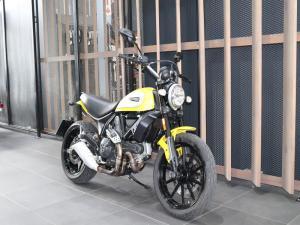 Ducati Scrambler Icon Yellow - Image 2