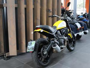 Ducati Scrambler Icon Yellow - Image 3