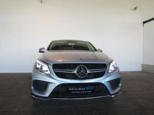 Mercedes-Benz GLE Coupe 350d 4MATIC - Image 5