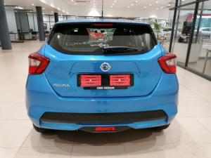 Nissan Micra 66kW turbo Visia - Image 4