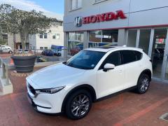 Mazda Cape Town CX-5 2.2DE AWD Akera