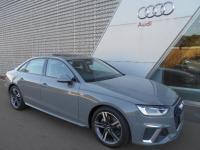 Audi A4 2.0 TDI StronicS Line
