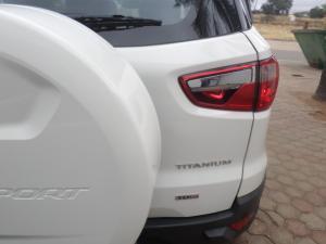Ford EcoSport 1.5TDCi Titanium - Image 21