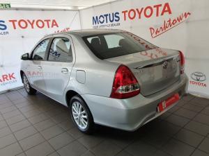 Toyota Etios sedan 1.5 Xs - Image 15