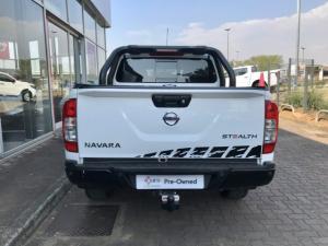 Nissan Navara 2.3D double cab 4x4 Stealth auto - Image 3