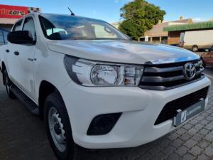 Toyota Hilux 2.4GD-6 double cab 4x4 SRX - Image 16