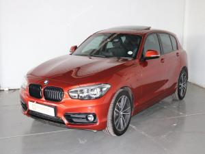 BMW 118i Edition Sport Line Shadow 5-Door automatic - Image 1