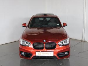 BMW 118i Edition Sport Line Shadow 5-Door automatic - Image 2