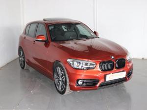 BMW 118i Edition Sport Line Shadow 5-Door automatic - Image 3