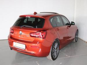 BMW 118i Edition Sport Line Shadow 5-Door automatic - Image 4