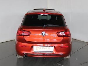 BMW 118i Edition Sport Line Shadow 5-Door automatic - Image 6
