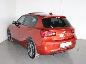 BMW 118i Edition Sport Line Shadow 5-Door automatic - Image 7