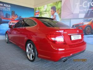 Mercedes-Benz C180 BE Coupe automatic - Image 5