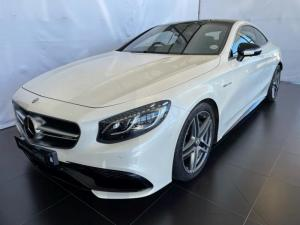 Mercedes-Benz S 63 AMG Coupe - Image 1