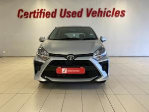 Toyota Agya 1.0 automatic - Image 2