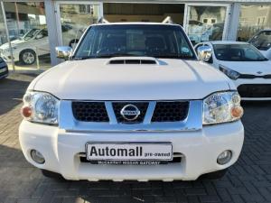 Nissan NP300 Hardbody 2.5TDi double cab Hi-rider - Image 3