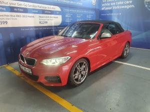 BMW 2 Series M235i convertible auto - Image 1
