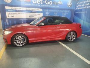 BMW 2 Series M235i convertible auto - Image 2