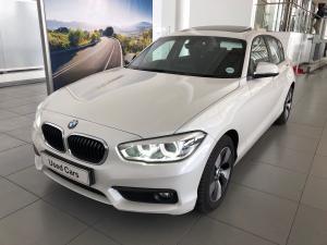 BMW 1 Series 120i 5-door auto - Image 1