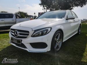 Mercedes-Benz C200 AMG Line automatic - Image 1