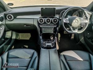 Mercedes-Benz C200 AMG Line automatic - Image 8