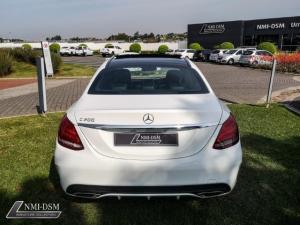 Mercedes-Benz C200 AMG Line automatic - Image 9