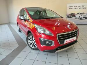Peugeot 3008 2.0HDi Executive automatic - Image 1