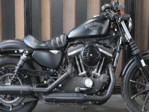 Harley Davidson Sportster XL883N Iron ABS - Image 2