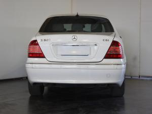 Mercedes-Benz S 320CDi - Image 4