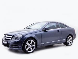 Mercedes-Benz C250 BE Coupe automatic - Image 10